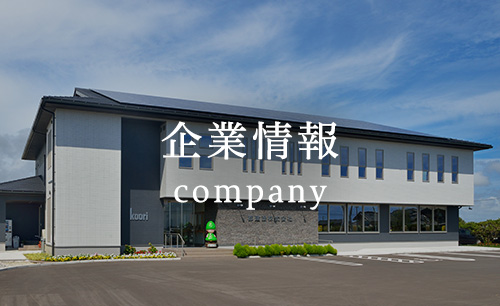 企業情報 Compnay