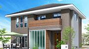 「片づけが楽になる家」 山武モデル(山武市の住宅展示場・モデルハウス)