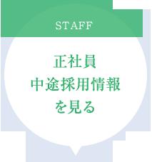 STAFF 正社員 中途採用情報を見る