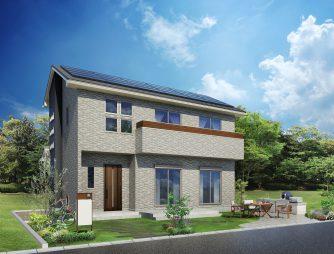 ZEH対応 Iot住宅「片づけが楽になる家」成田モデル(成田市の住宅展示場・モデルハウス)